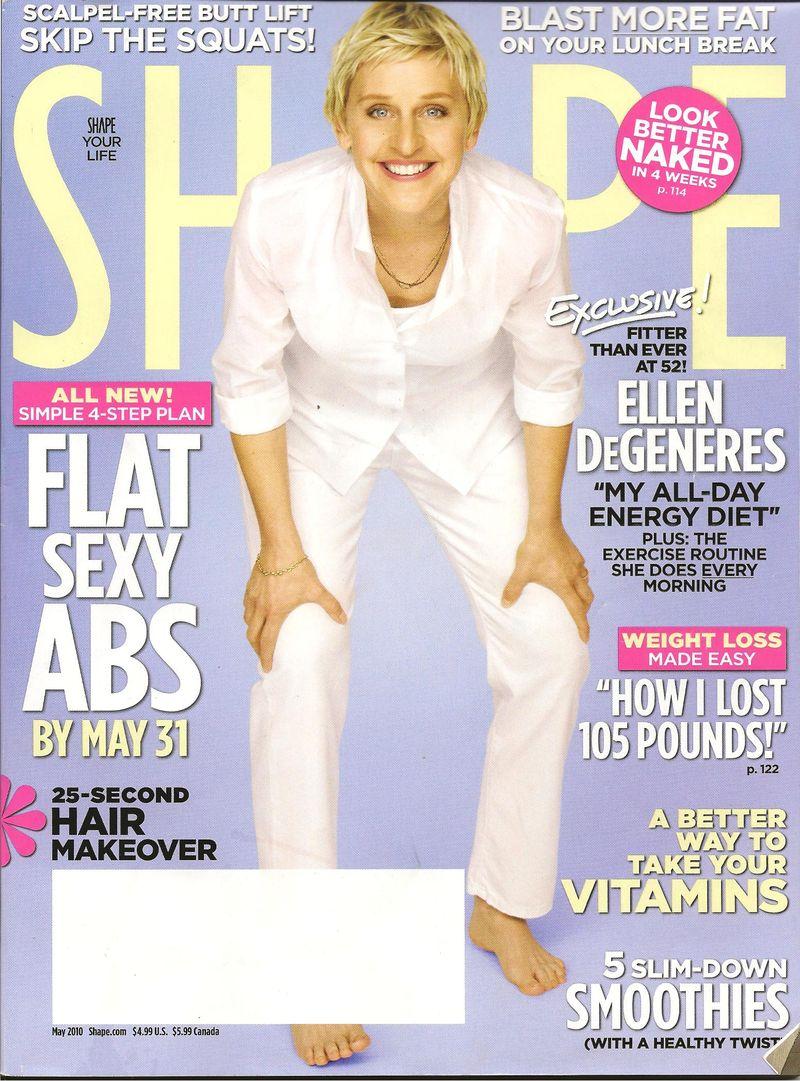Shape magazine May 2010 001