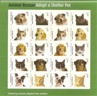 Pet Stamps 001