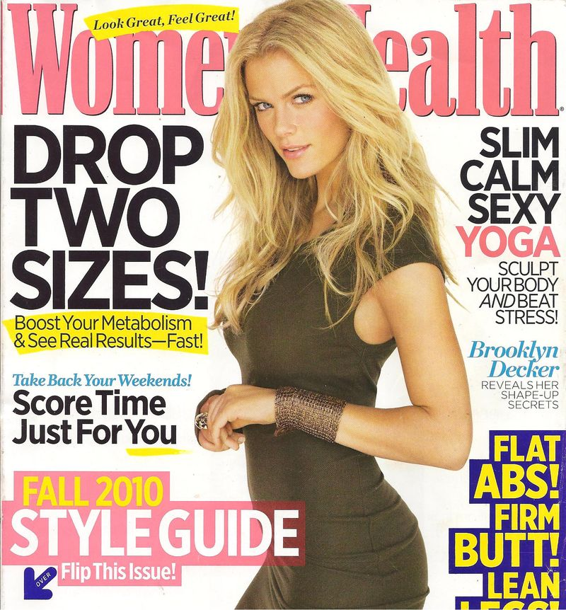 Women's Health Sept 10 001