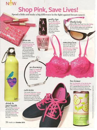 Health Pink Shopping 001