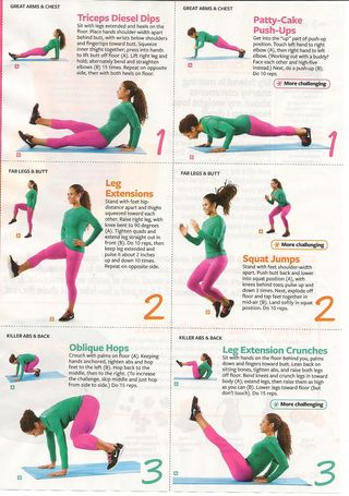Health October Workout 001