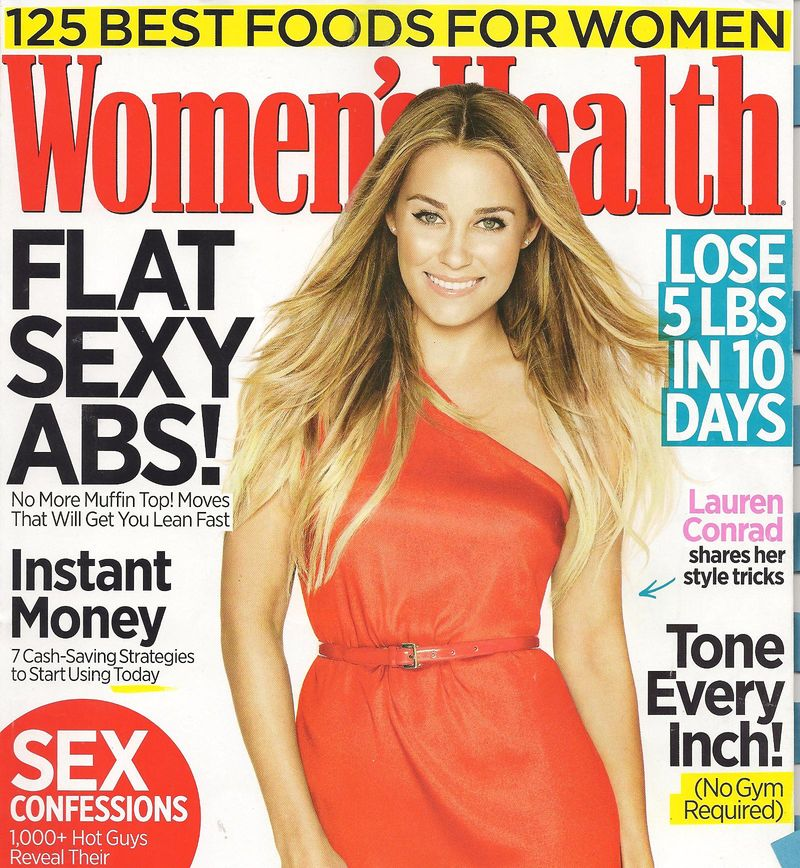 Womens Health Cover 001