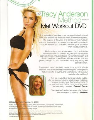Tracy Anderson DVD 2 001