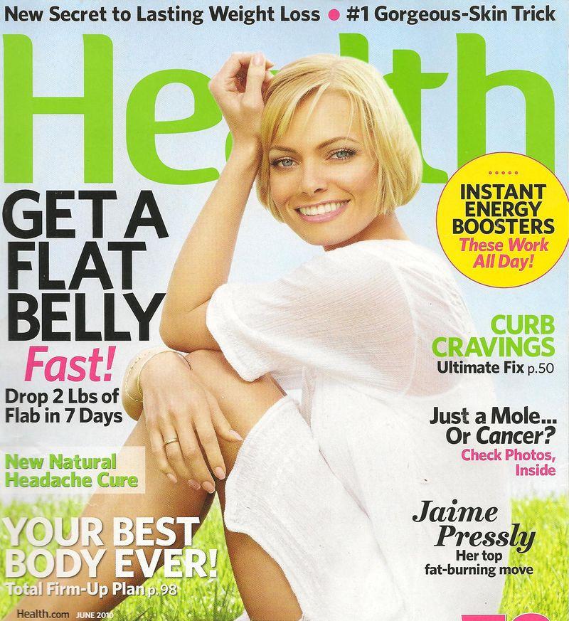 Health magazine 001