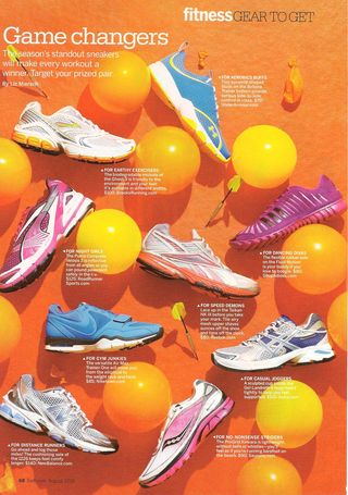 Self Sneakers 001