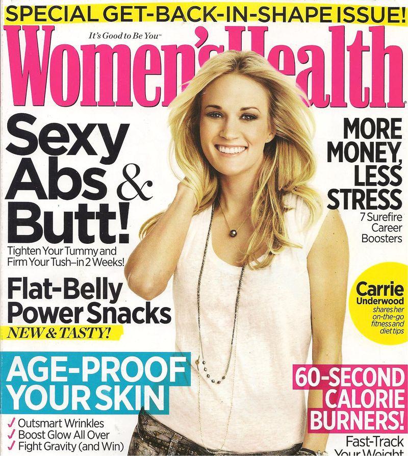 Women's Health October 2010 001