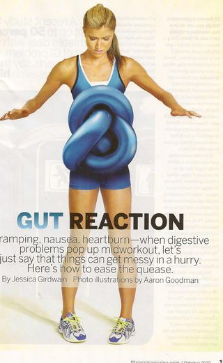 Fitness Gut Reaction 001