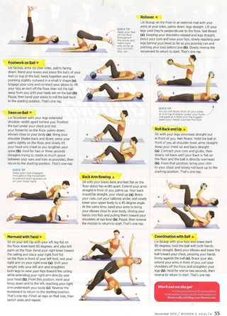 Womens Health Pilates Page 001