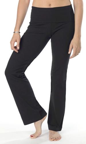 Faith's Foldover Yoga Pant Style #502