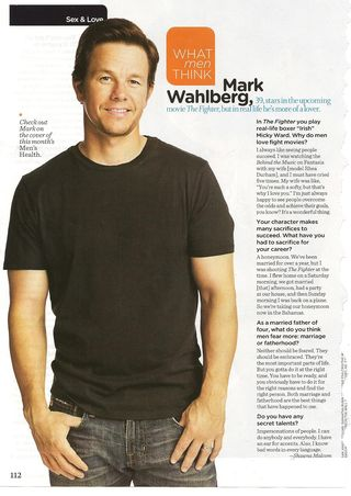 Womens health Mark wahlberg 001