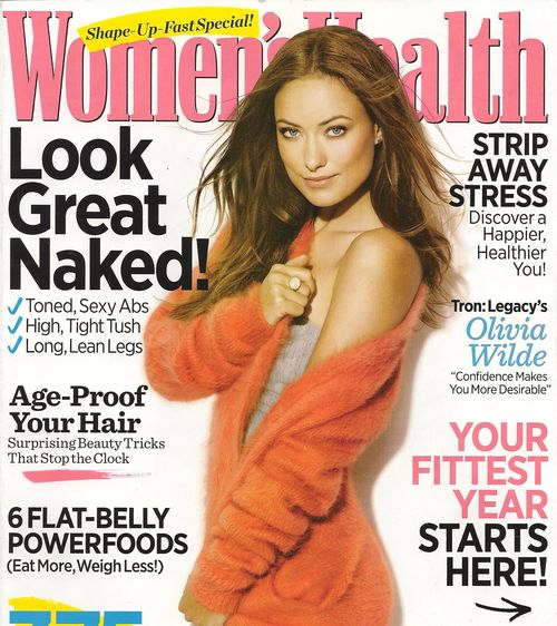 Womens health mag cover 001