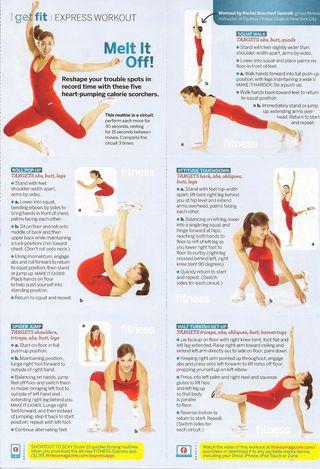 Fitness Rachel B 001