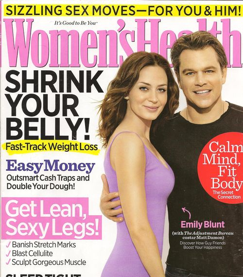 Women's Health cover 001