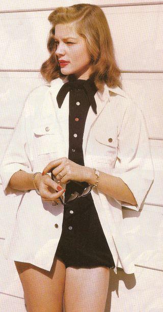 Vanity Fair Lauren bacall 001