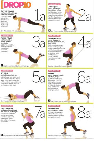 SELF exercises 2