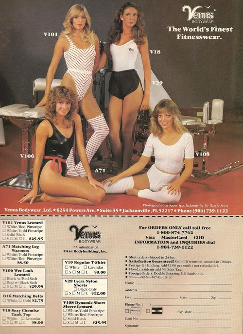 Shape 83 sexy ad with order label 001
