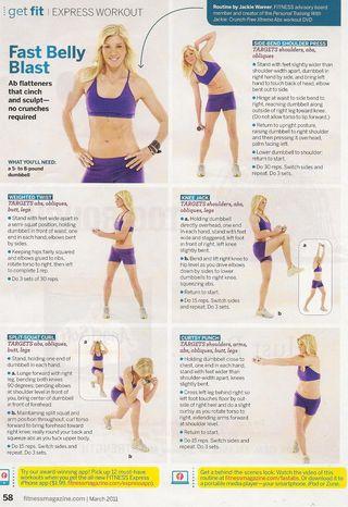Fitness Jackie Warner 001
