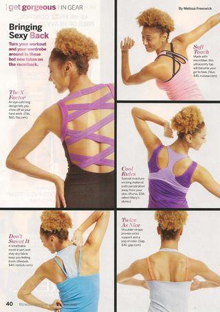 Fitness Back 001