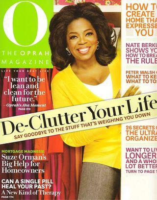O magazine 001
