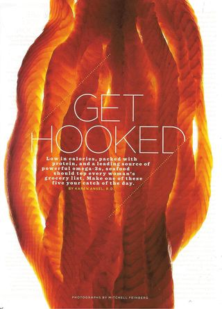 Womens health Get Hooked 001