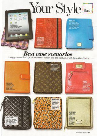 SELF iPad Cases 001