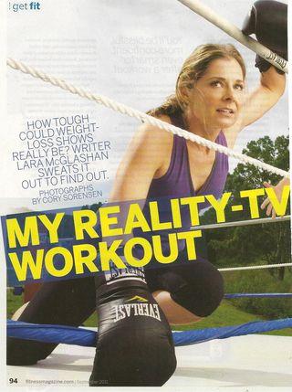 Reality Workout 001