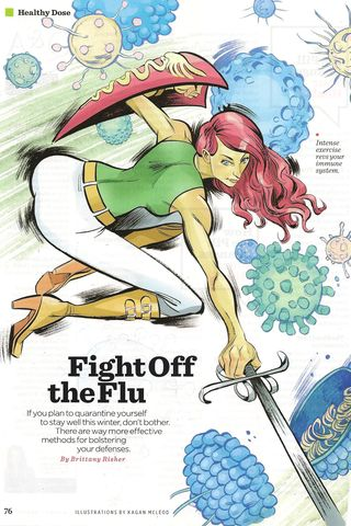Fight off the flu 001