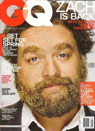 zach galifianakis gq magazine. GQ May Cover 001