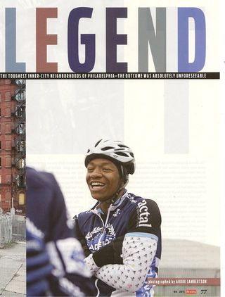 Bicyling Legend 001