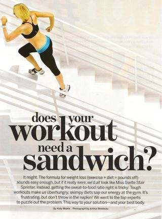 Workout sandwich 001
