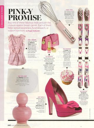 Shape Pink Promise 001