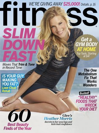 Fitness 10.2011 Cover