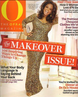 O magazine Sept 001