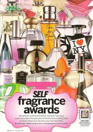 Fragrance awards 001