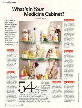 Medicine Cabinet 001