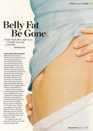 Belly Fat 001