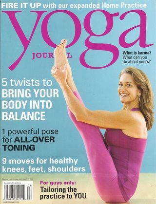Yoga Journal 001