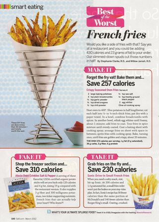 French fries 001