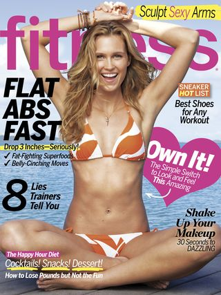 Fitness April 2012 Cover