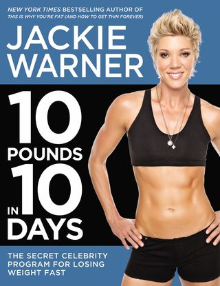 Jackie Warner Book