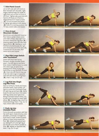 Jillian workout 001