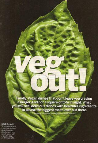 Veg Out 001