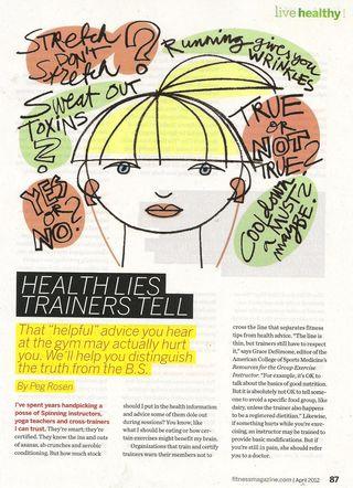 Health Lies 001