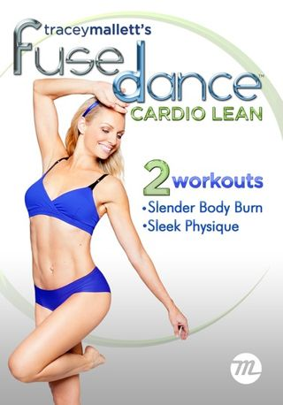 FuseDance DVD Cover - Cardio Lean-Version 12-CoverArt