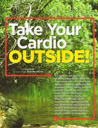 Take Your Cardio Outside 001