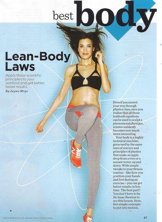 Lean Body 001