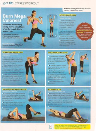 Burn Mega Calories 001