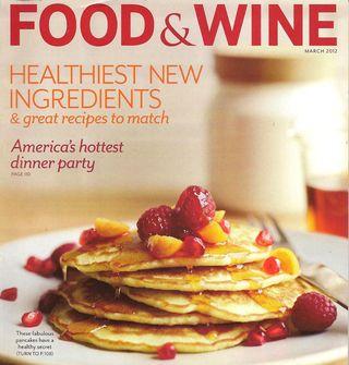 Food & Wine 001