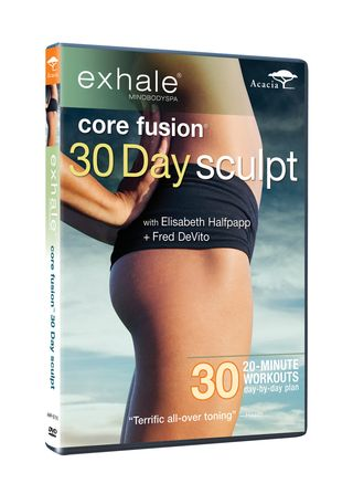 Exhale Core Fusion 30 Day product