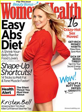 Kristen-bell-womens-health